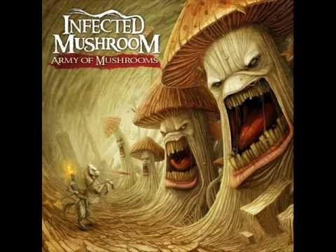 Infected Mushroom - Army Of Mushrooms Full Album (+playlist)