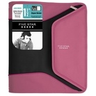 Five Star Tech Binder - Pink