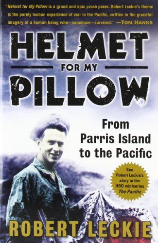 Helmet for My Pillow: From Parris Island to the Pacific by Robert Leckie http://www.amazon.co.uk/dp/0553593315/ref=cm_sw_r_pi_dp_S3Avwb1HSDV7N