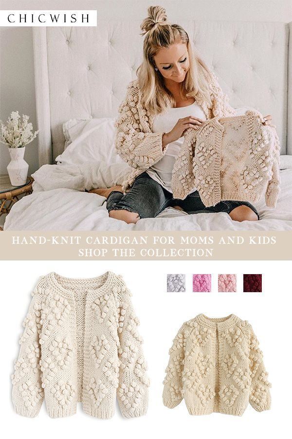 d30a3076a5 Up to 30% Off. Knit Your Love Cardigan in Ivory featured by staceychadbourn