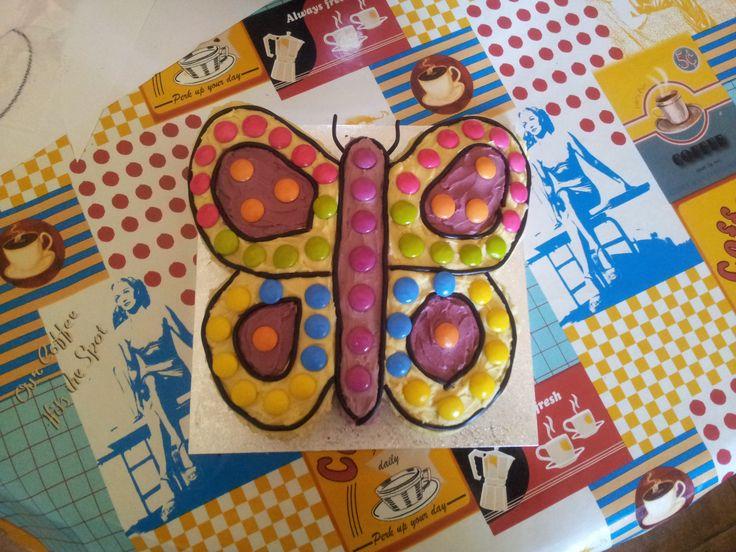 Butterfly Eldest's 7th Birthday 2013