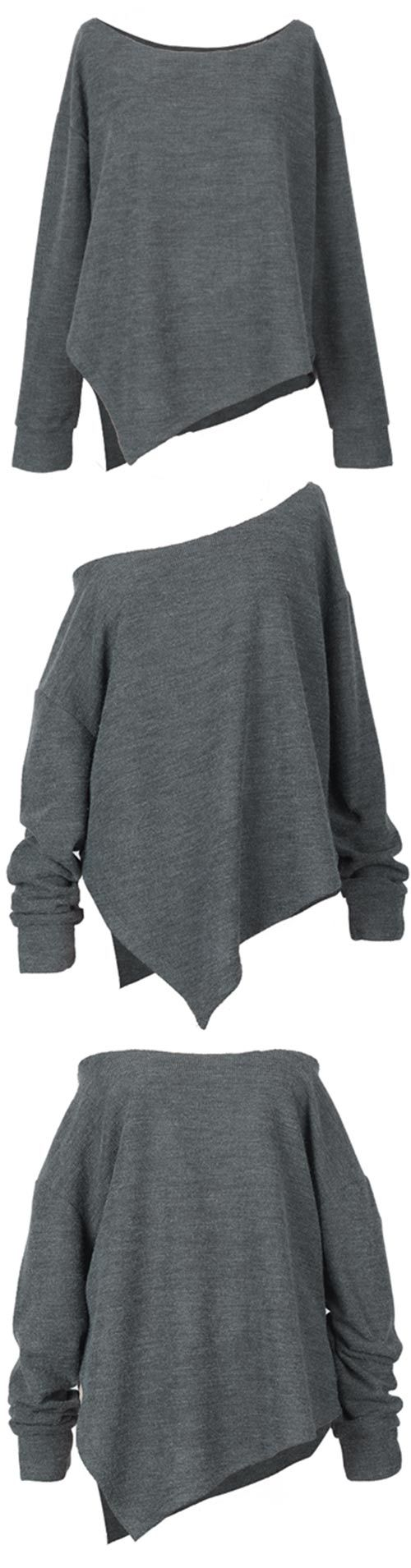 $21.99 can offer Seven-Day Shipping Time. Add this high-low top to your everyday wardrobe. Made from a soft lightweight material, this baby will surely keep you comfortable and cozy all day long. Add it now from Cupshe.com !