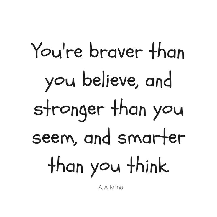 It's true for you as well as Pooh.