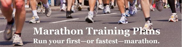 Marathon Training Plans (includes a Boston plan :) )