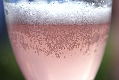 tiny pink bubbles ♥