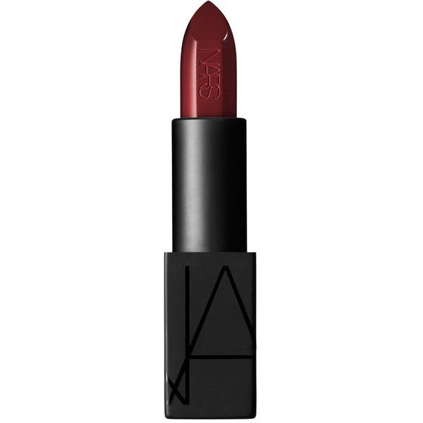 NARS Bette Audacious Lipstick - Bette ($32) ❤ liked on Polyvore featuring beauty products, makeup, lip makeup, lipstick, beauty, lips, fillers, bette and nars cosmetics