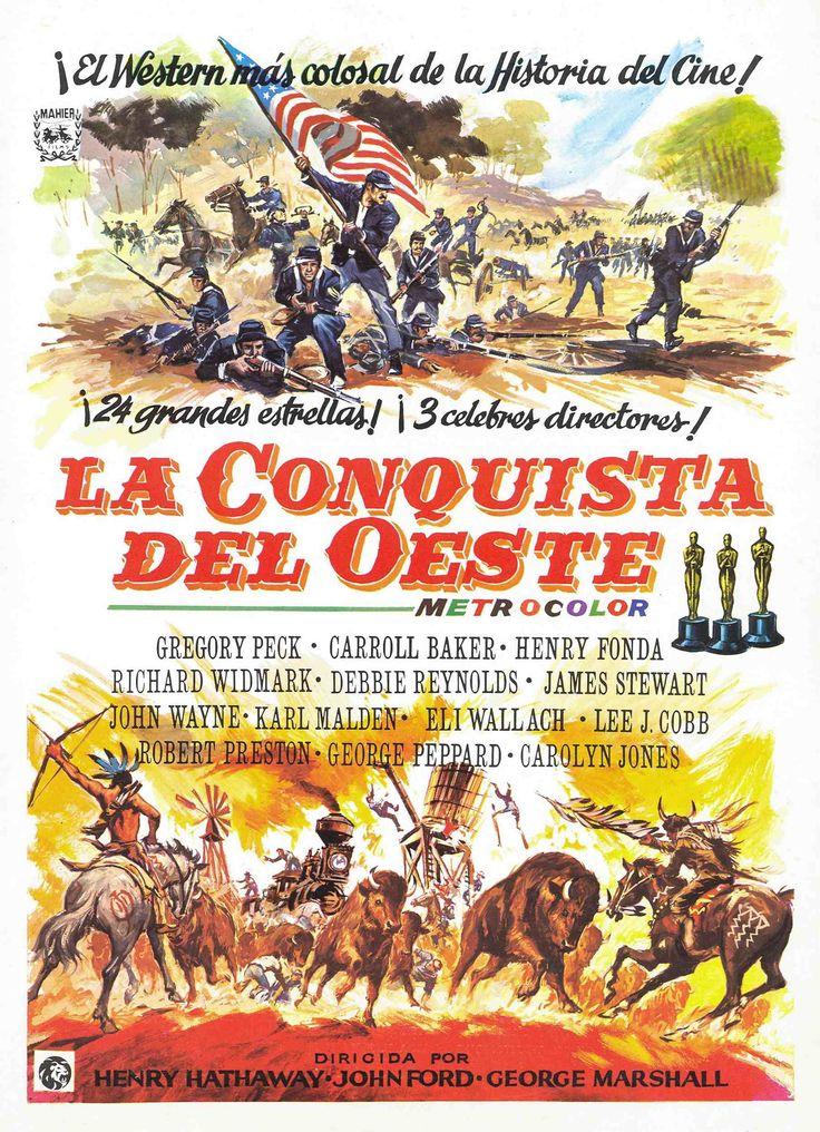 La conquista del Oeste - How the West was won