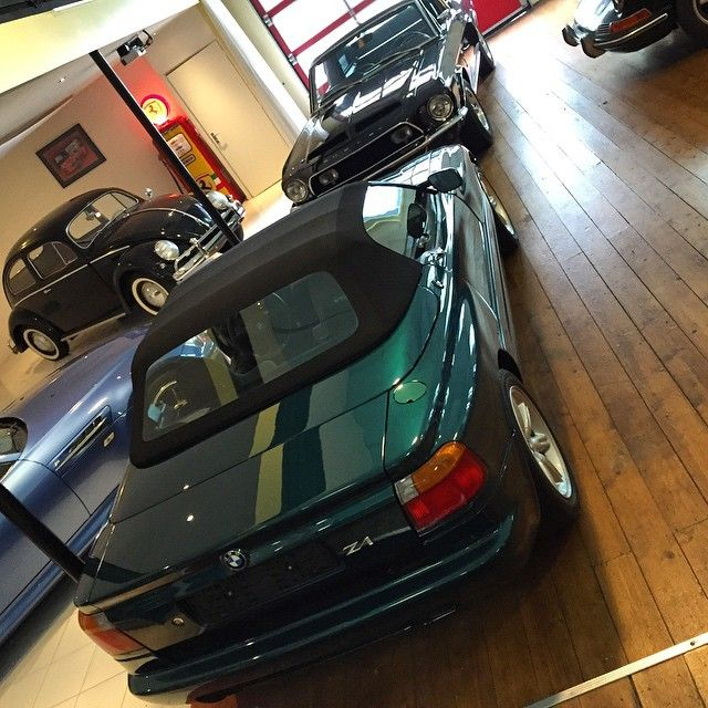 Showroom #bmw #z1 #ford #shelby #gt500 #volkswagen #beetle #bmw #z3m #awesome #for #sale #cool #showroom #alberssportscars #like #company www.autoalbers.nl