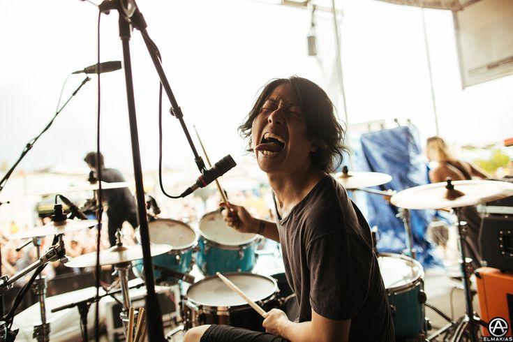 Tomoya Kanki of ONE OK ROCK - by Adam Elmakias