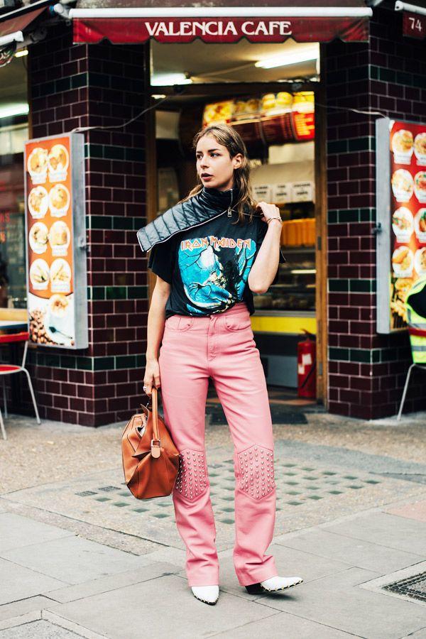 人気フォト連載がカムバック! セーレンと巡るスナップ速報、ロンドン編。|コレクション(ファッションショー)|VOGUE JAPAN
