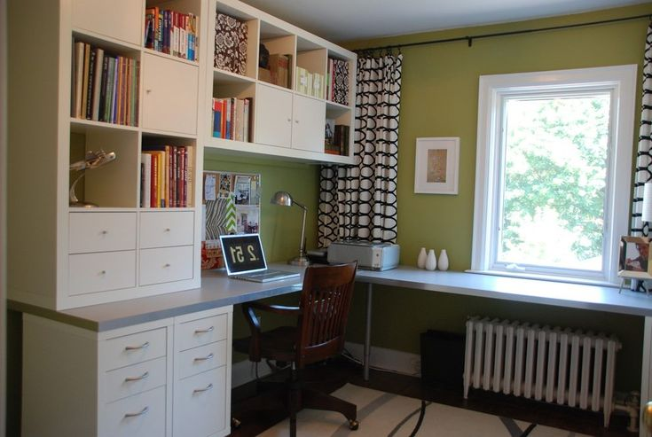 toronto l shaped desk ikea with craftsman banker s chairs home office transitional and chair bookshelves