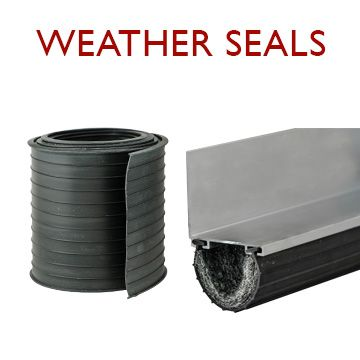 What's in your garage? Keep its contents safe from the elements by applying the right garage door weather stripping and garage door seals and using garage door thresholds designed specifically for preventing debris, rain and dust from getting in. North Shore Commercial Door has one of the Internet's most comprehensive collections of garage door weather seals and insulating products available. We've made it easy to find what you need quickly and painlessly, whether it is a garage d...