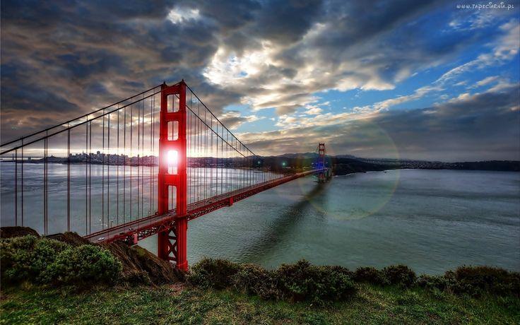 San Francisco, Most, Golden Gate