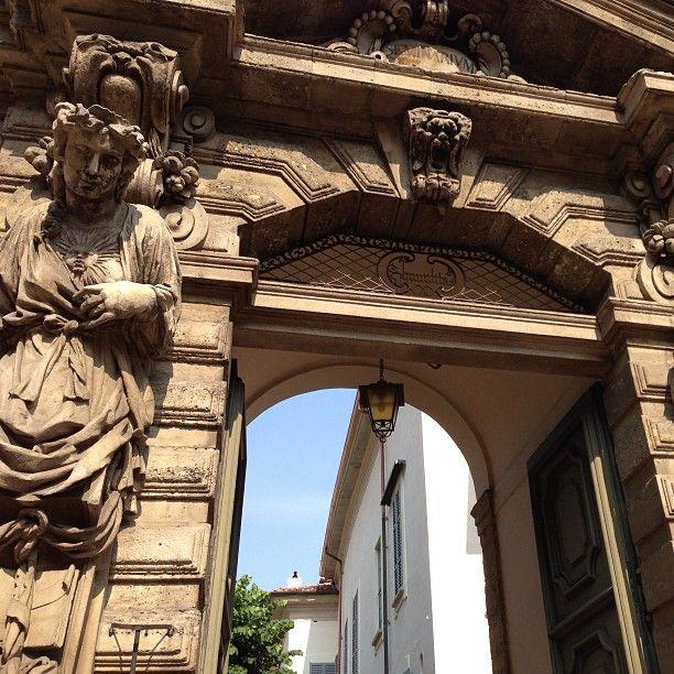 Bastioni di Porta Venezia nel Milano, Lombardia