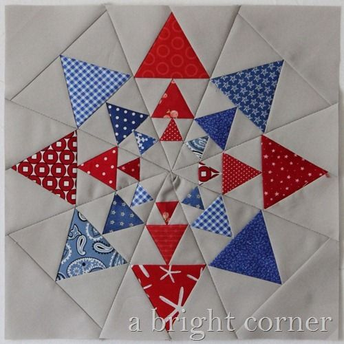 Just make one...for a pillow. An entire quilt? Mmmm can't say I wouldn't ever.