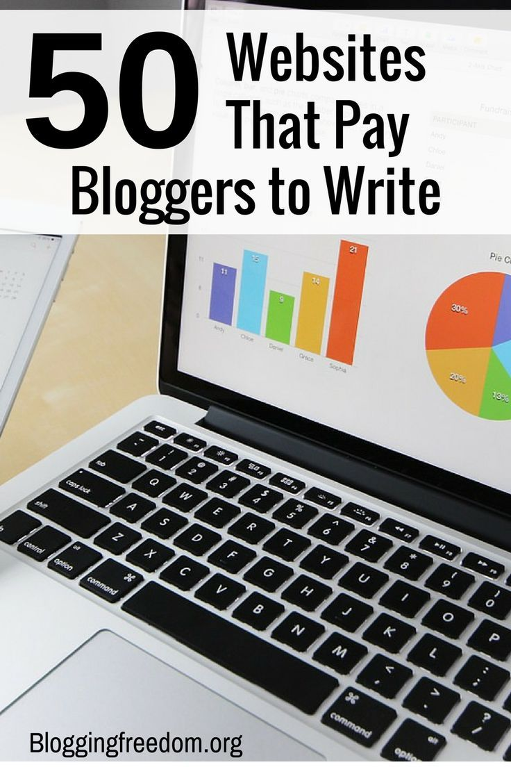 Freelance Writing for Beginners Tips: Start your freelance writing career today! Check out my list of 50 sites that pay bloggers to write.