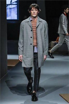 Prada: A True Fashionista Man - Fall 2013