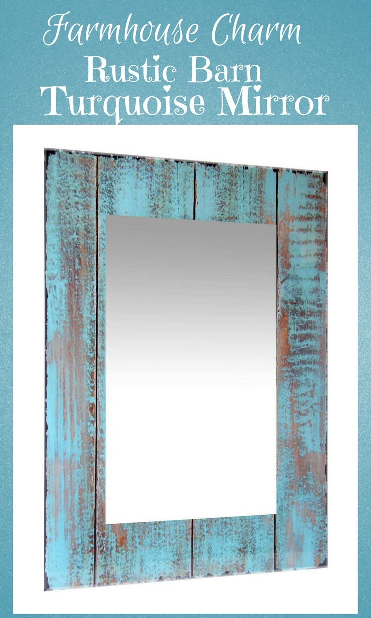 Shabby chic or Rustic is one of the most popular décor trends that have been ongoing for the past many years. It never gets old to see beautifully distressed furniture in varied hues that seem to have a personality all of its own. #wood #mirrors #afflink #rustic #rusticdecor #rusticfarmhouse #farmhouse #shabbychic #livingroomideas #bedroom