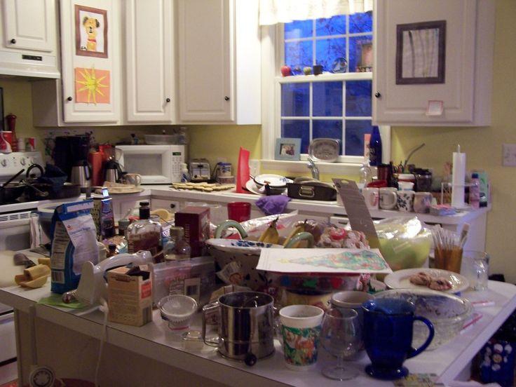 Terapie domova: Organizační série - Den 7.