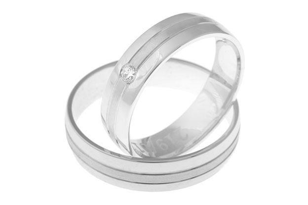 Snubní prsteny - model č. 219/01