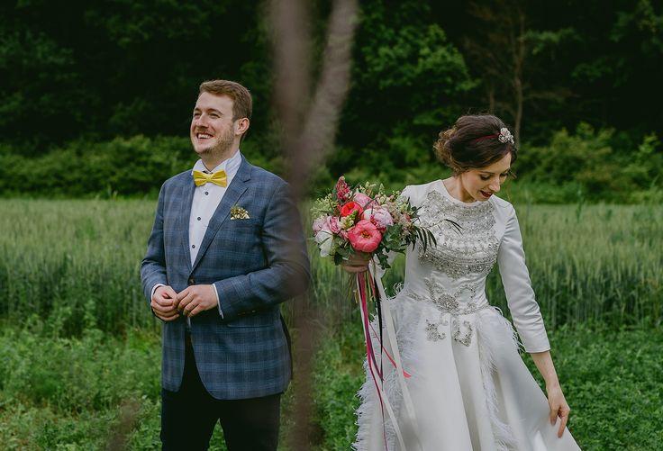 Laugh, love, live Sebastian + Elena Yesterday's wedding