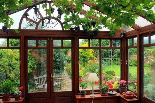wintergarten selber machen wissenswertes und praktische tipps garten pinterest. Black Bedroom Furniture Sets. Home Design Ideas