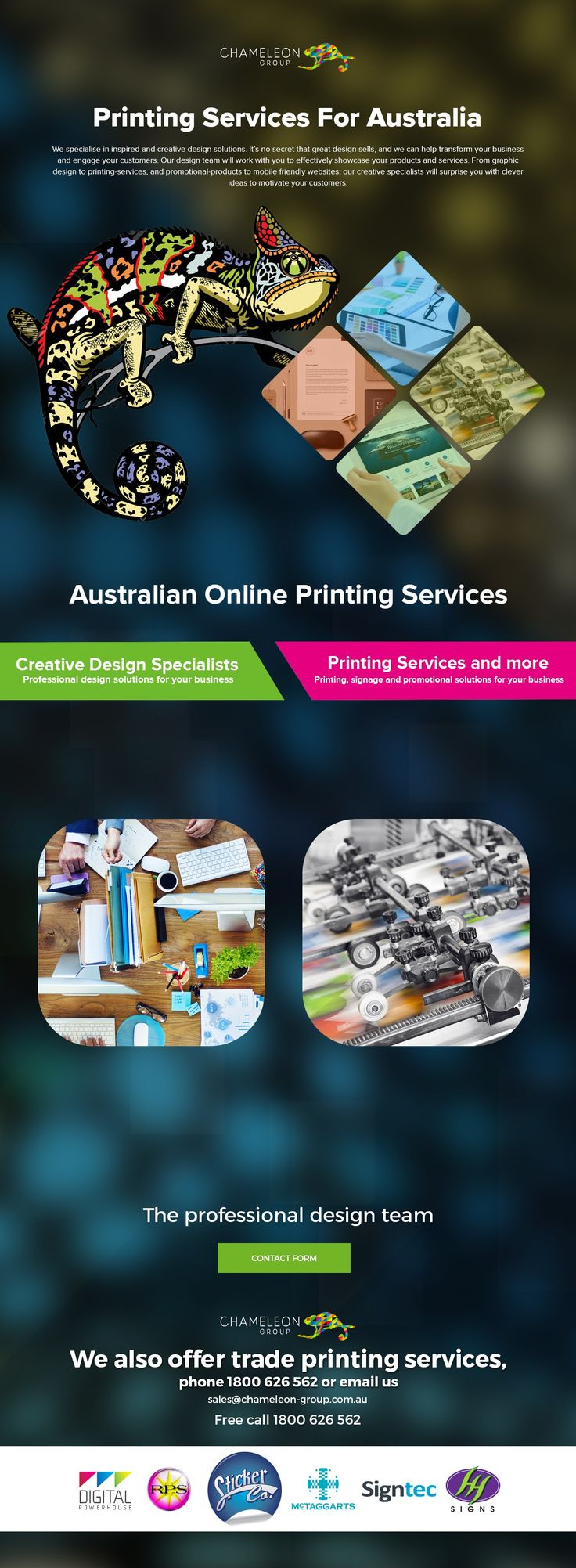 Australian Online Printing Services