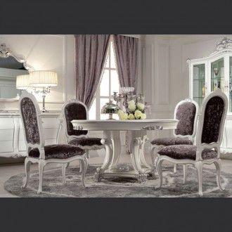 стол и стулья для столовой FABERGE