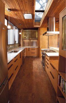 Cork Flooring Easy Convenient Kitchen