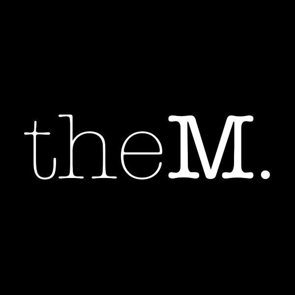 Logo design for theM. duo