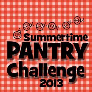 pantry challenge summer 13