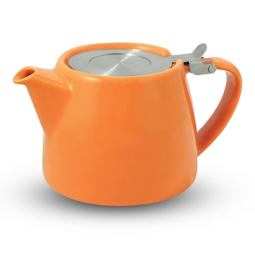 Find it at the Foundary - 16 oz. Stump Teapot with Infuser and Lid
