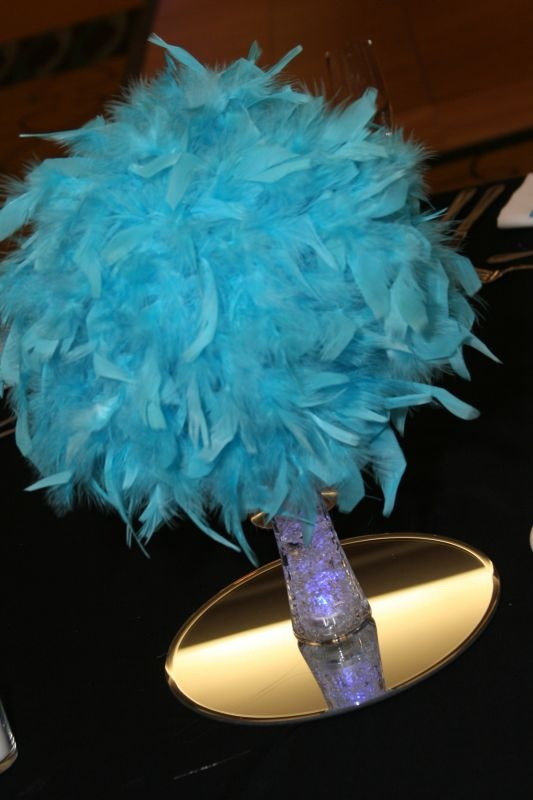 Best feather bouquets images on pinterest ostrich