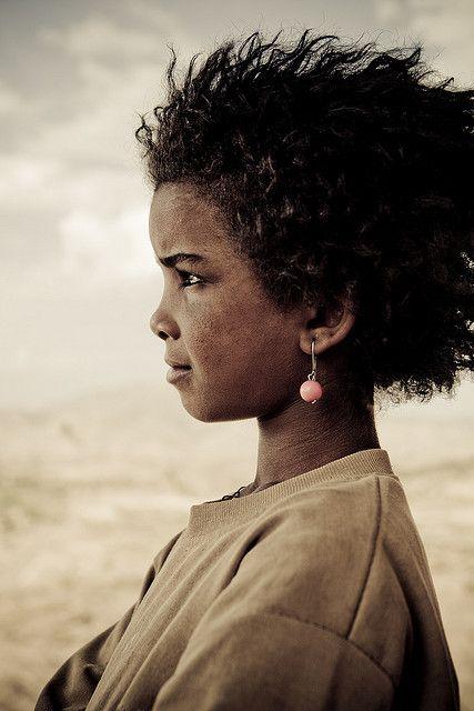 beautiful portrait!  Ethiopia (bytobyadamson)
