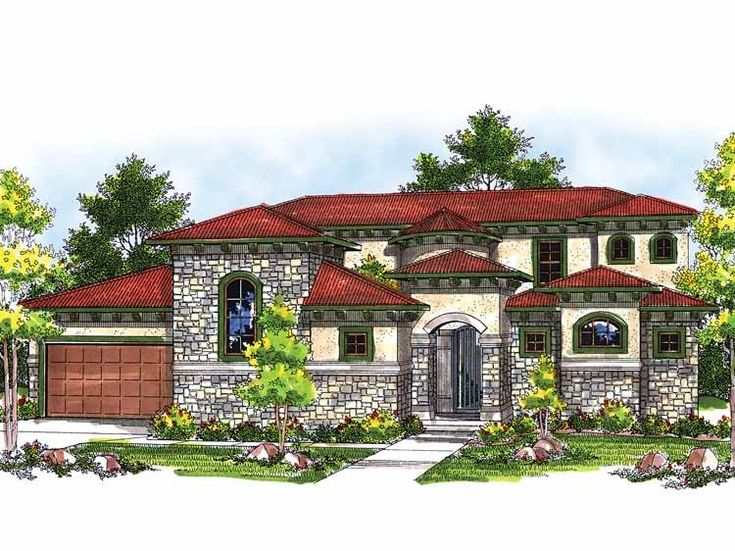 Italian Style House Plans 223 best floor plans w/ courtyards images on pinterest | courtyard