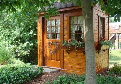 Palmerston Sheds :: Garden Sheds :: Summerwood Products