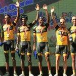 Best team in 2013 Tour de Langkawi