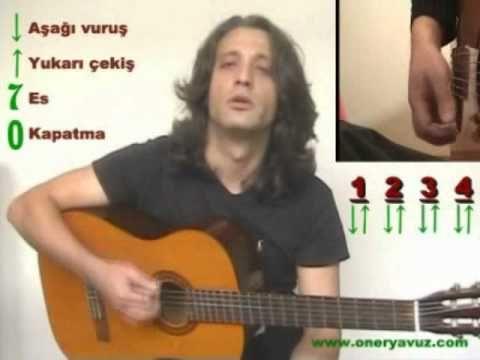 9-B Online Gitar Dersleri-Öner Yavuz
