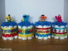 Sesame Street Diaper Cakes