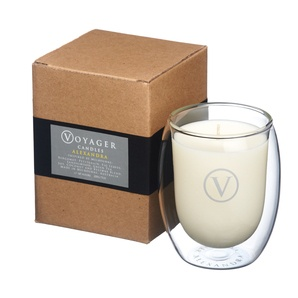 Voyager Candle at luminaes.com
