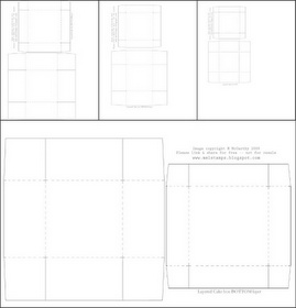 17 best images about templates on pinterest winter holidays box template printable and drop. Black Bedroom Furniture Sets. Home Design Ideas