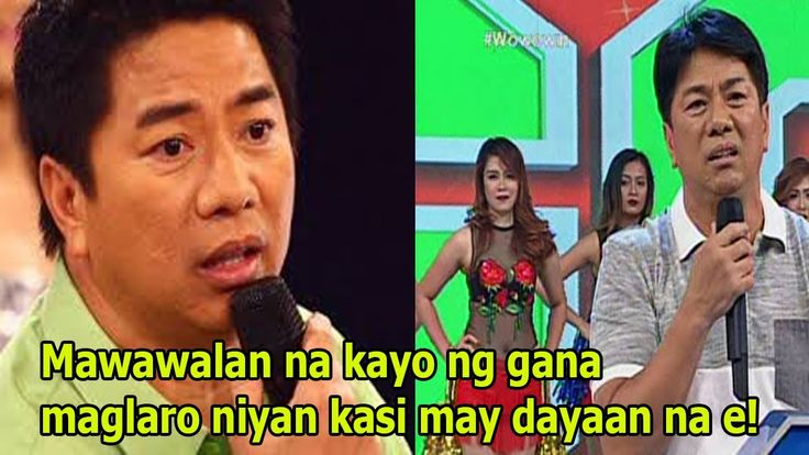 Willie Revillame got mad after a studio audience cheated in Wowowin