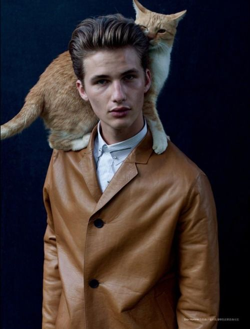 homme—models:  Jan Purski by Rene Fietzek - Men's UNO Hongkong