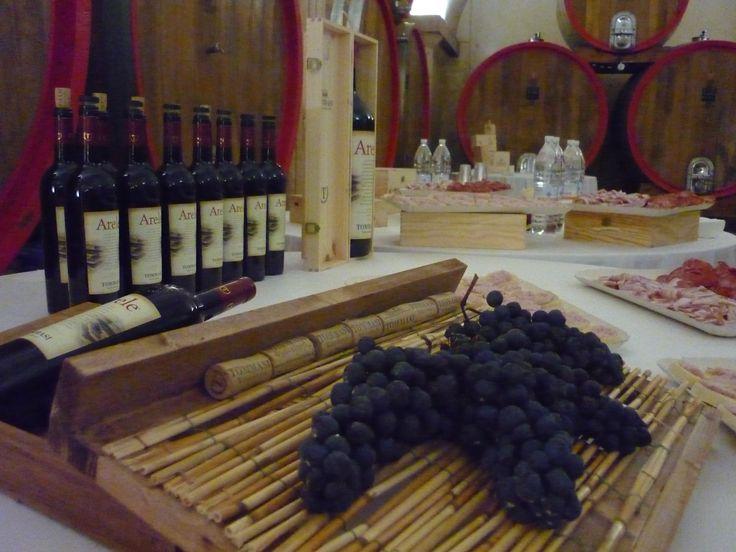 Nov. 2014 | At #CantineAperte with #Tommasiwine in Valpolicella! #Amarone #redwine #Arele #ILovethisJob #ILoveWine #winelover