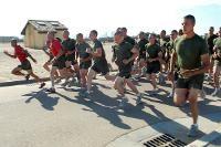 PFT Run Workouts