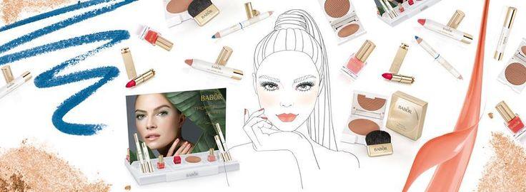 Makyajda yepyeni bir deneyim için Babor makyaj ürünleriyle tanışmalısınız. Cilde dost yapısı ve kalıcılıklarıyla mükemmel görünüme kavuşmak Babor ile çok kolay!  #babor #makyaj #makeup