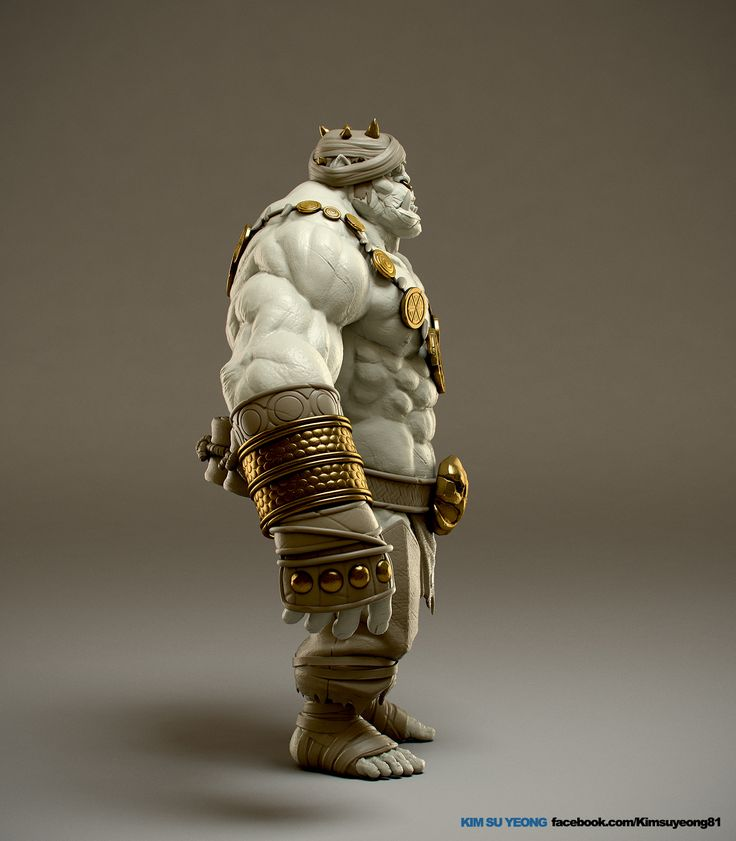 https://www.facebook.com/Kimsuyeong81  This work is korean mmorpg character.  ZBrush, Vray, 3ds Max, Photoshop 2012.01