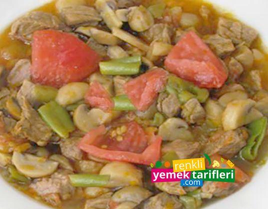 Mantarlı Et Sote Nasıl Yapılır  Mantarlı Et Sote Tarifi, Et Yemekleri, Yemek Tarifleri http://www.renkliyemektarifleri.com/mantarli-et-sote