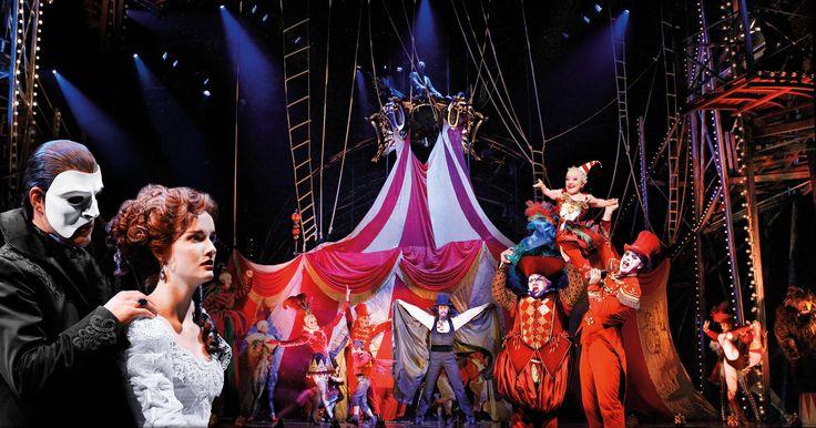 Mit LIEBE STIRBT NIE wird Andrew Lloyd Webbers legendäres Meisterwerk DAS PHANTOM DER OPER fortgesetzt und feiert im Herbst 2015 in Hamburg seine Deutschlandpremiere.  #Liebestirbtnie #PhantomderOper #Phantom2 #AndrewLloydWebber #Webber #Loveneverdies #Stage #Theater #Operettenhaus #Hamburg #Musical #Show #Phantasma #Phantom #Entertainment #StageEntertainment