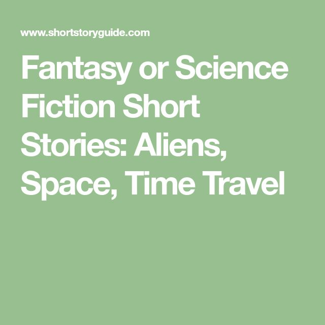 Best 25+ Science fiction short stories ideas on Pinterest ...